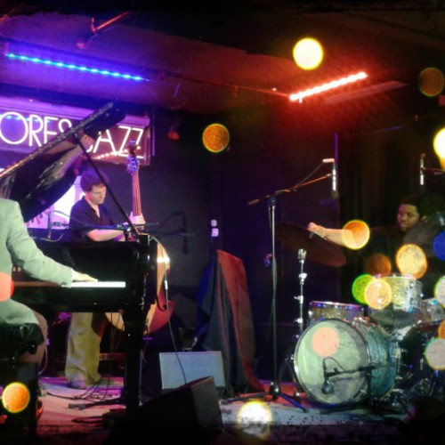 Vijay Iyer Trio en Madrid