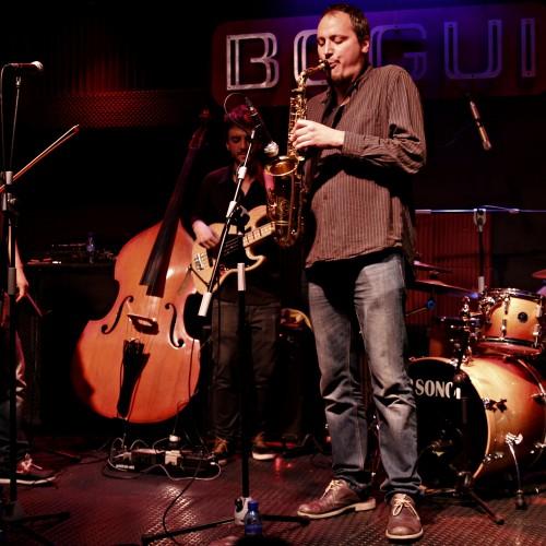 Sinouj en Bogui Jazz